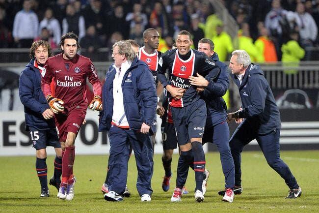 Hoarau veut devenir l'attaquant numéro 1 du PSG