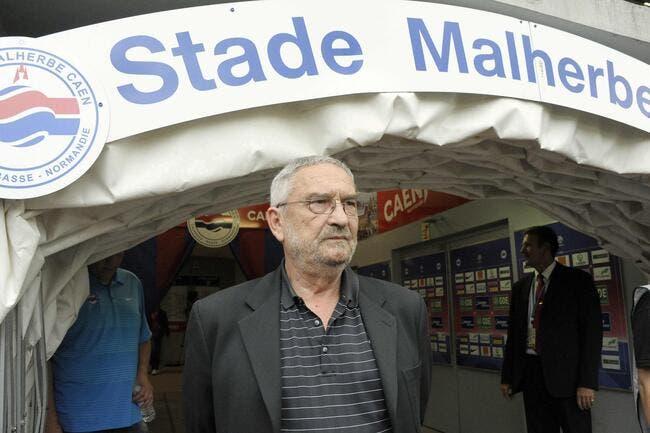 Le président de Caen outré par les critiques de Jean-Michel Aulas