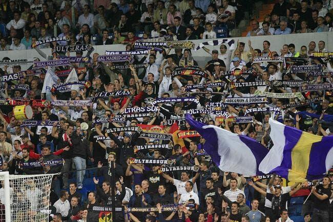 Pour Mourinho, le Real Madrid n'a pas de supporters