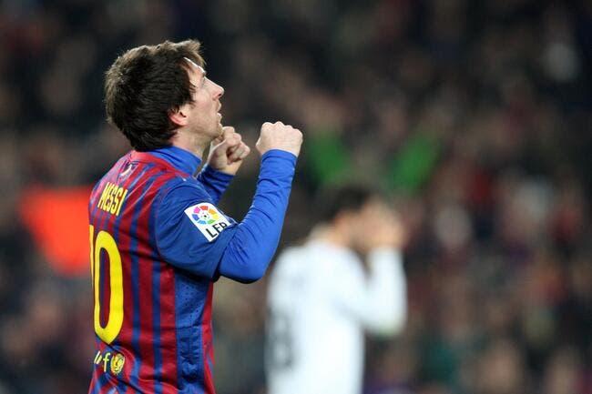 Video : Le coup-france génial signé Messi qui donne la victoire au Barça