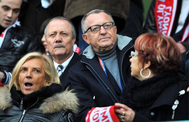 Aulas accuse Nenê et Ménez d'avoir insulté l'arbitre d'OL-PSG