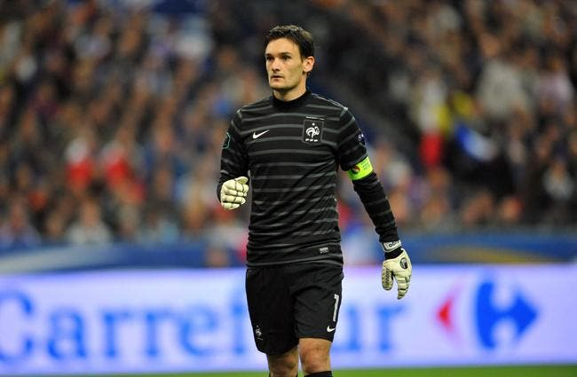 Lloris sera le capitaine des Bleus à l'Euro 2012