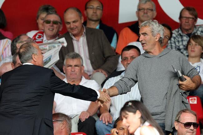 Domenech estime que le PSG n'a rien volé contre l'OL