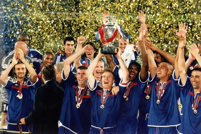 Equipe de france la france vainqueur de l euro - Vainqueur coupe du monde 2010 ...