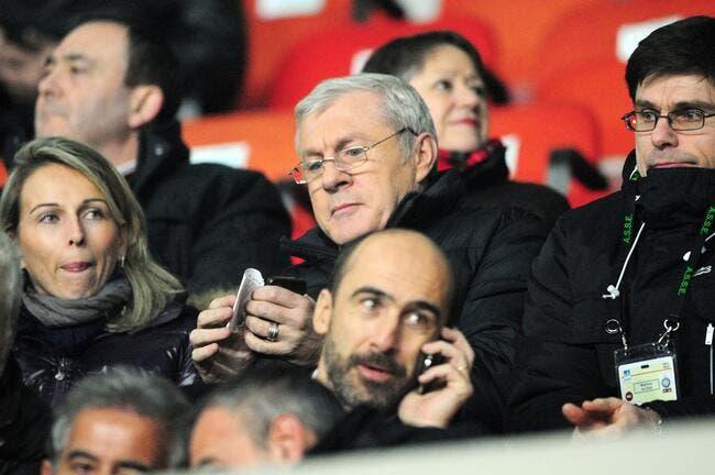 Luis Fernandez n'est pas mécontent de voir Ancelotti au PSG