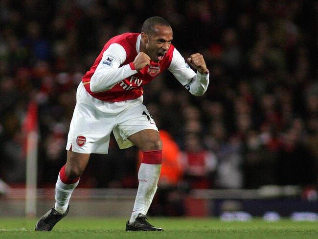 Lizarazu presque dépité de voir Thierry Henry revenir à Arsenal