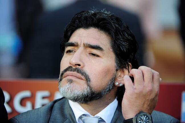 Maradona se demande ce que Leonardo « fabrique » au PSG