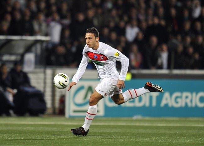Lille veut convaincre Erding de quitter le PSG