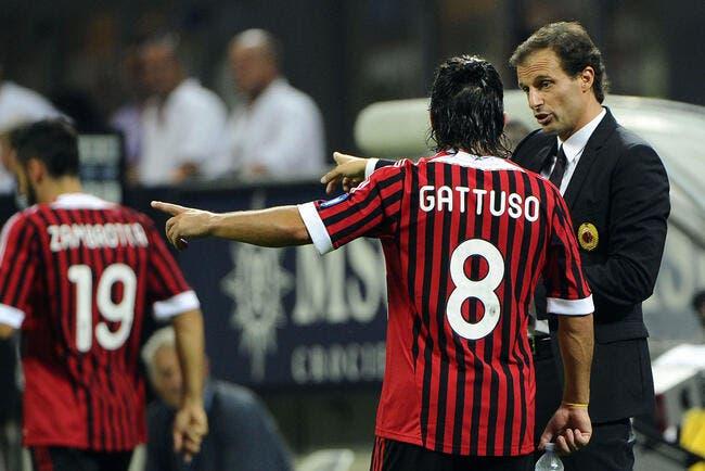 Allegri prolonge au Milan AC