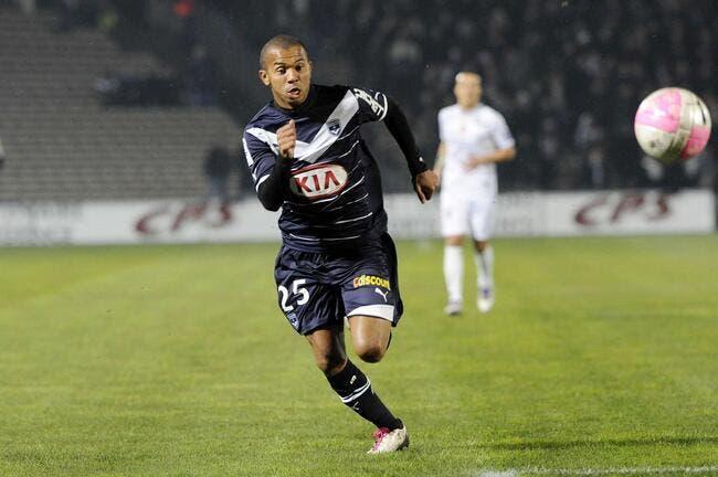 Mariano, un match et déjà un fan à Bordeaux