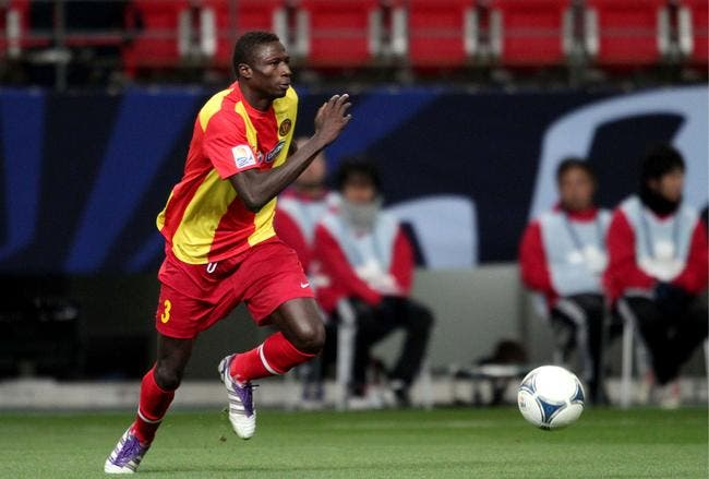 Officiel : Yaya Banana jusqu'en 2016 à Sochaux