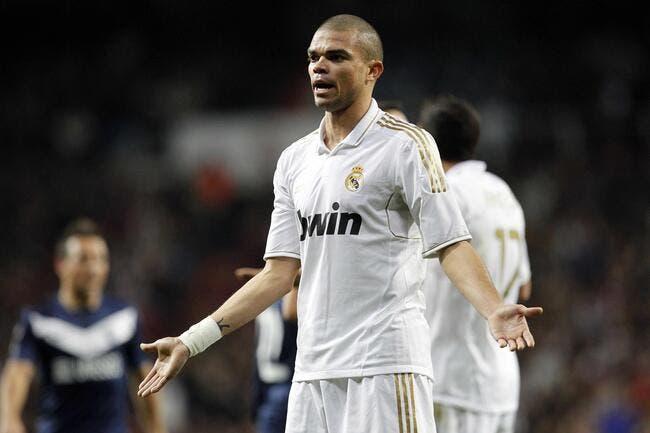 Les fans de Pepe existent, et Zidane en fait partie