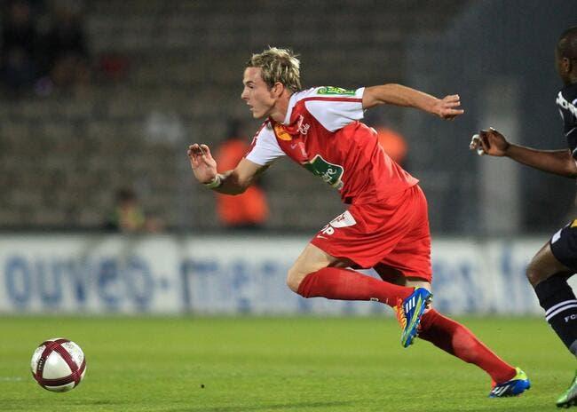 Officiel : Roux signe jusqu'en 2016 à Lille