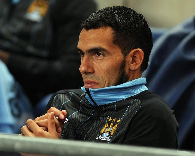 Tevez n'est pas vraiment chaud à l'idée de jouer au PSG