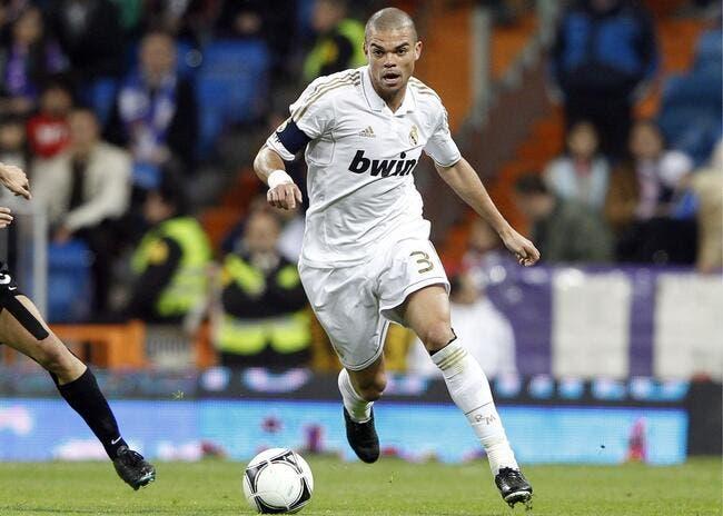 Le Real Madrid prêt à brader Pepe pour être tranquille ?