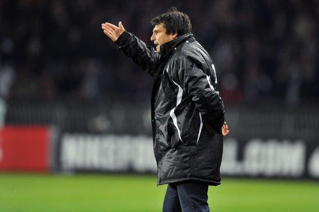 Auxerre devrait limoger Fournier lundi