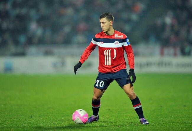 Avis aux clubs intéressés, Hazard quittera Lille cet été
