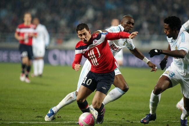 Hazard a fait son choix entre le PSG et l'étranger