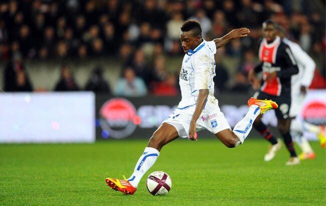 Traoré blessé, le cauchemar continue pour Auxerre