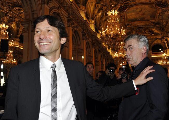 Leonardo l'annonce, le mercato du PSG est terminé