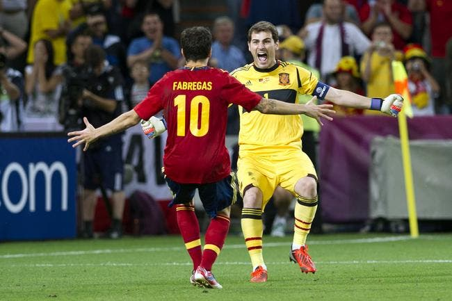 L'incroyable stat de Casillas