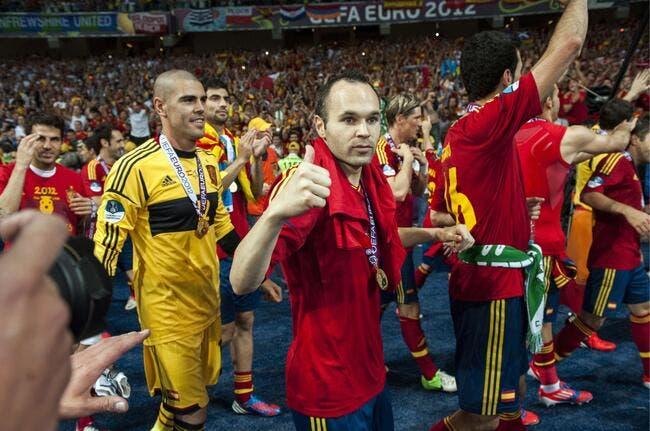 La mentalité d'Iniesta, c'est l'exemple à suivre en bleu pour Gillot