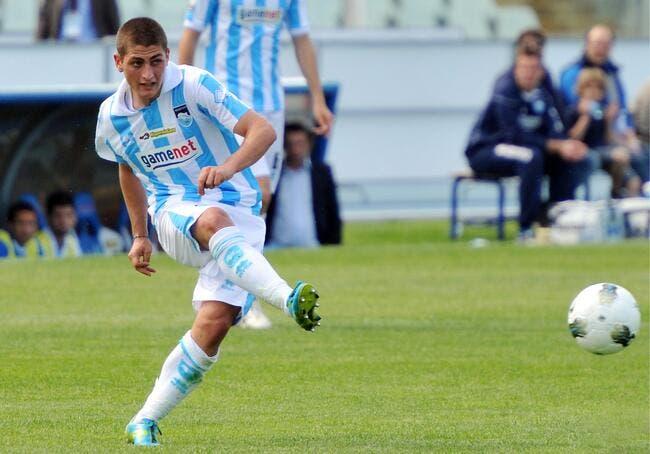 Accord total PSG-Pescara pour Verratti