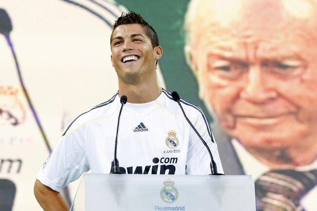 Cristiano Ronaldo fête ses trois ans et 146 buts au Real Madrid
