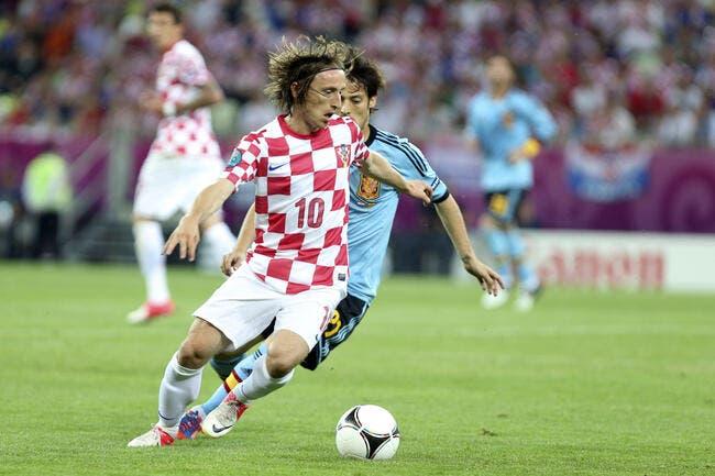 Modric se rapproche du Real Madrid