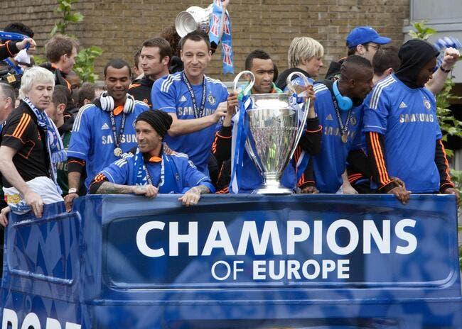 Foot psg pour chelsea le psg aura son mot dire en ligue des champions ligue des champions - Coupe d europe des champions ...
