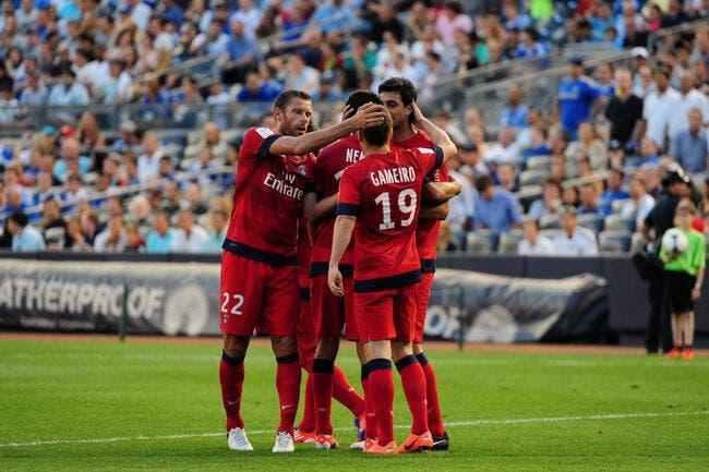 Vidéo : Les buts de PSG-Chelsea