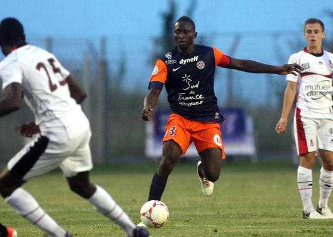 Le Milan AC améliore son offre pour Yanga-Mbiwa