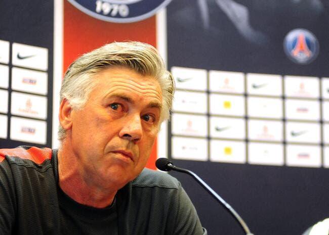 Le PSG sera prêt pour la L1, Ancelotti est en certain