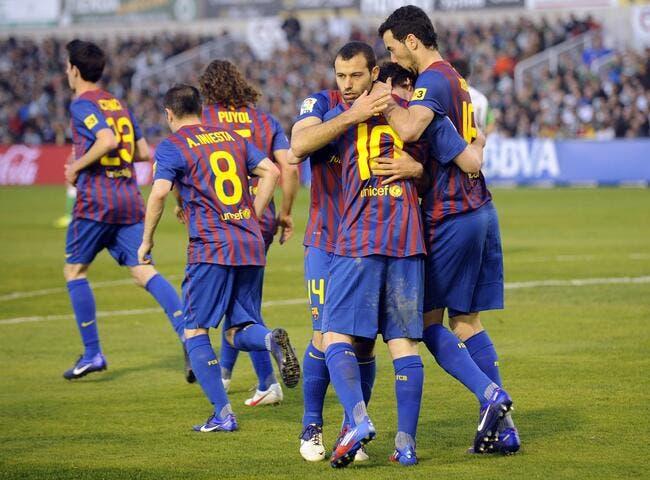Le FC Barcelone va envoyer du lourd contre le PSG