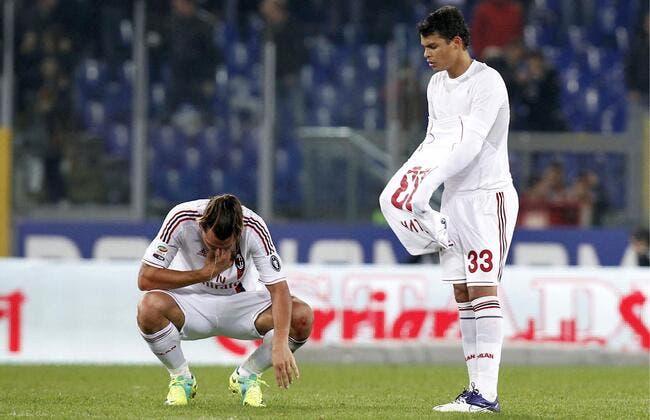En vendant Ibra et Silva au PSG, Milan est relax pour « 3 ou 4 ans »