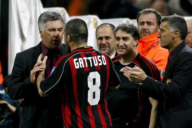 Gattuso s'intéresse décidément beaucoup au PSG