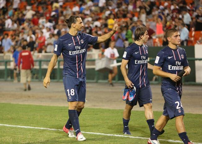 Le salaire d'Ibrahimovic au PSG, « une chose normale » selon Sissoko