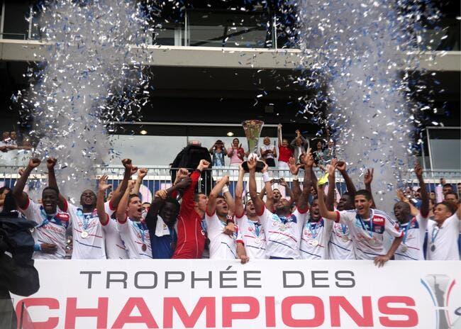 Le Trophée des Champions 2013 parti pour s'exiler au Japon