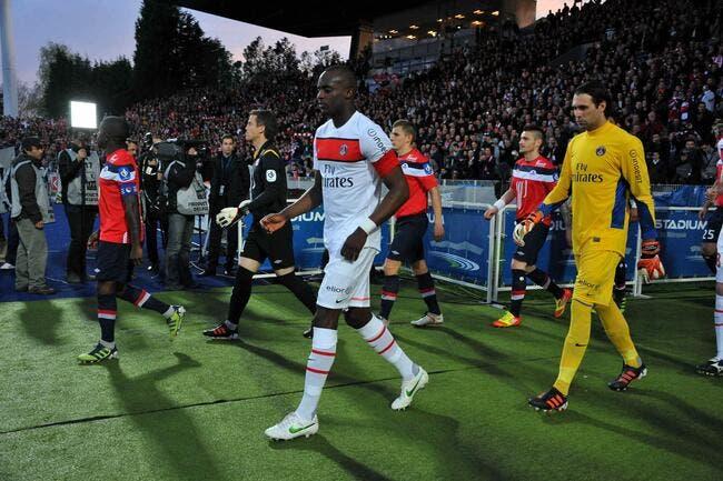 Lille - PSG reporté à cause de la Braderie ?