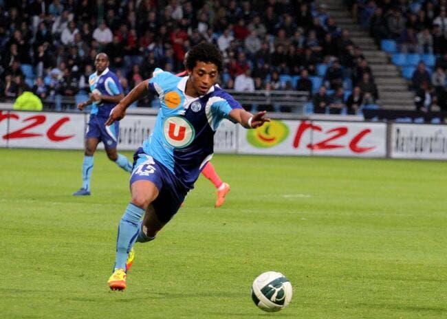 Mendes ronge son frein avec Le Havre en attendant le LOSC