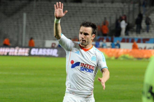 L'OM refuse une vraie offre pour Mathieu Valbuena