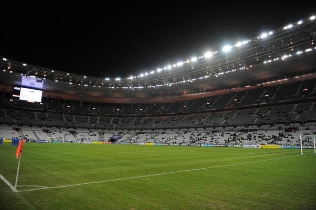 La coupe de france se fait plaquer par le rugby au stade de france foot 01 - Stade de france coupe de france ...
