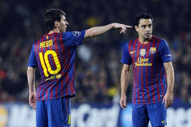 Cristiano Ronaldo encore privé de Ballon d'or par Messi ? Xavi dit oui