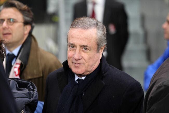 Deschamps et Villeneuve maigrissent ensemble mais ne parlent pas de l'OM