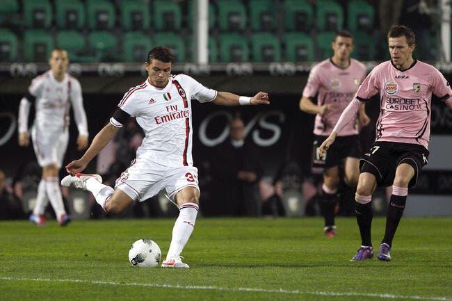 Le PSG veut Thiago Silva et c'est le Milan AC qui le confirme !