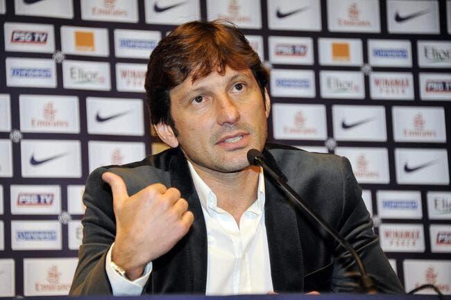 Leonardo répète que le PSG ne négocie pas avec Higuain et Kaka