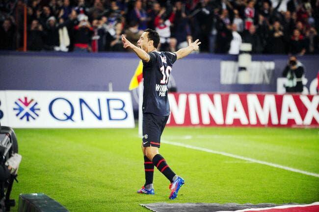 Nenê découvre la Ligue des champions avec le PSG et c'est son rêve