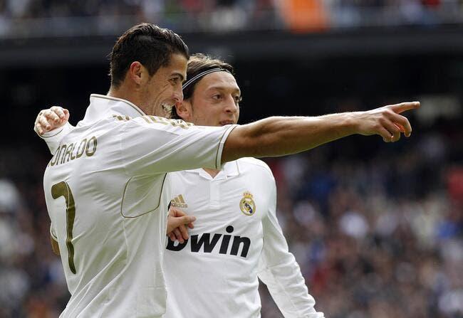 Pour Özil, Cristiano Ronaldo est un chic type