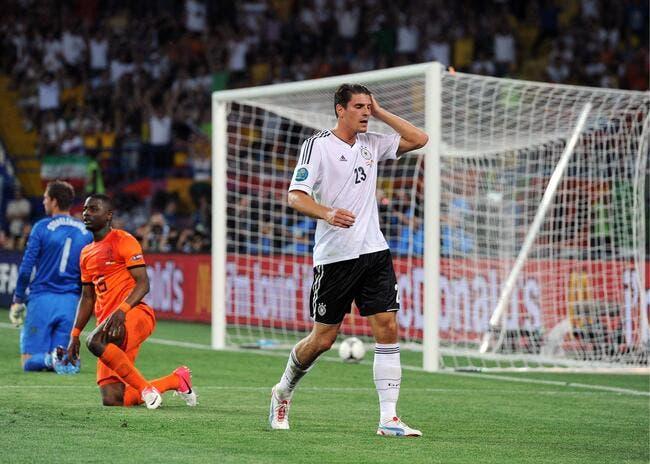 L'Allemagne fait dérailler la mécanique Oranje