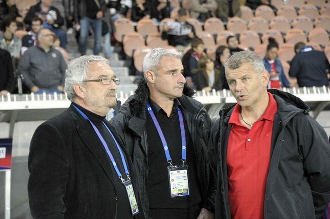 Garande officiellement entraîneur de Caen, Dumas fait ses valises